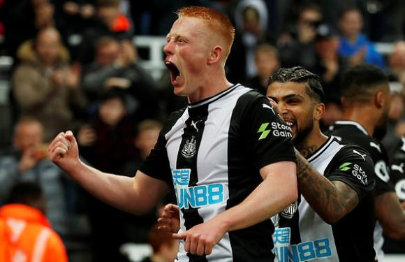 Newcastle's Matty Longstaff 'offered £30,000 a week to join Udinese'