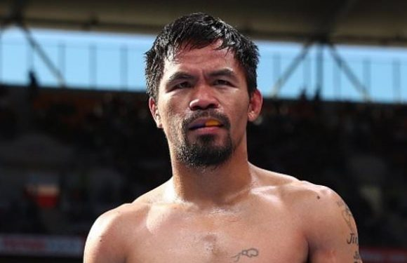 Pacquiao could face undefeated Crawford this year, says promoter Arum