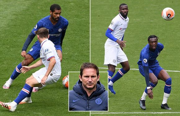 Loftus-Cheek returns with a goal as Chelsea hold squad friendly