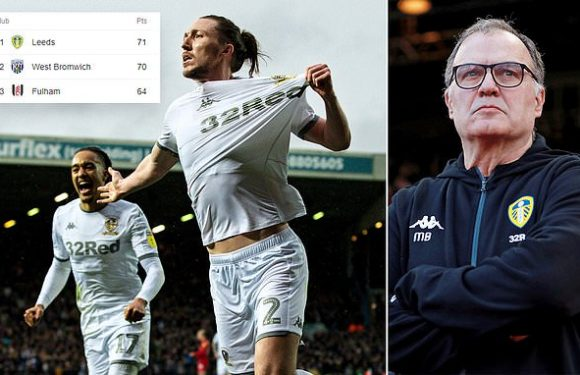 Can Leeds end their 50-year curse when the Championship resumes?