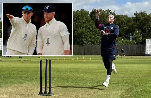 Ben Stokes ready to lead England against the West Indies