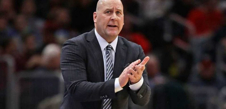 Bulls to take patient approach in deciding coach Jim Boylen's status, new VP says