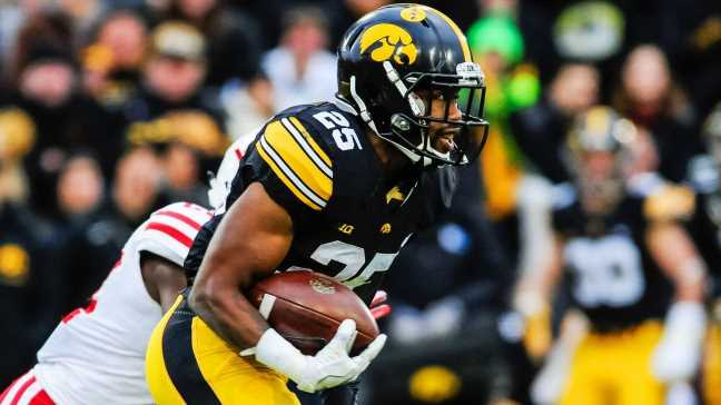 Wadley: Playing for Iowa 'was a living nightmare'