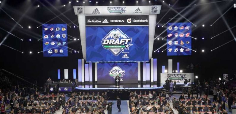 When is the NHL Draft in 2020? New date, time, lottery results & more for the rescheduled draft