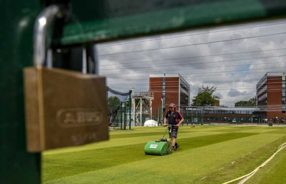 County cricket given green light to return on 1 August
