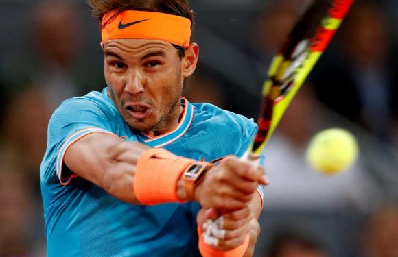 Rafael Nadal casts doubt over tennis's return: 'We should only come back when all players are able travel'