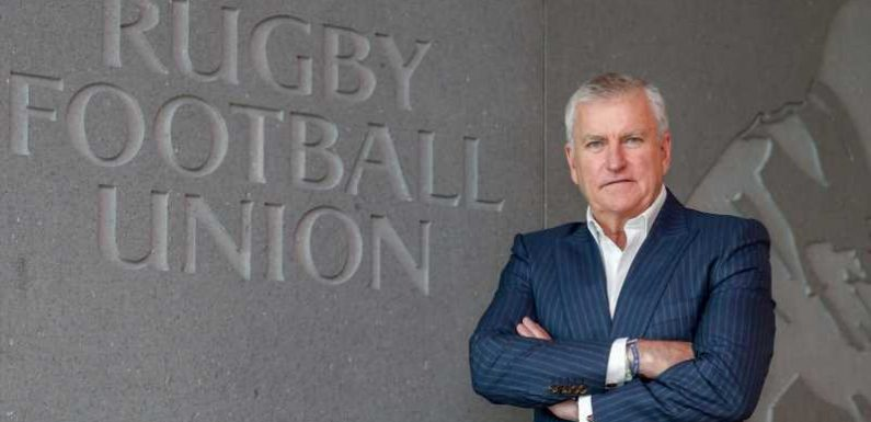RFU chief Bill Sweeney says rugby union could become summer sport