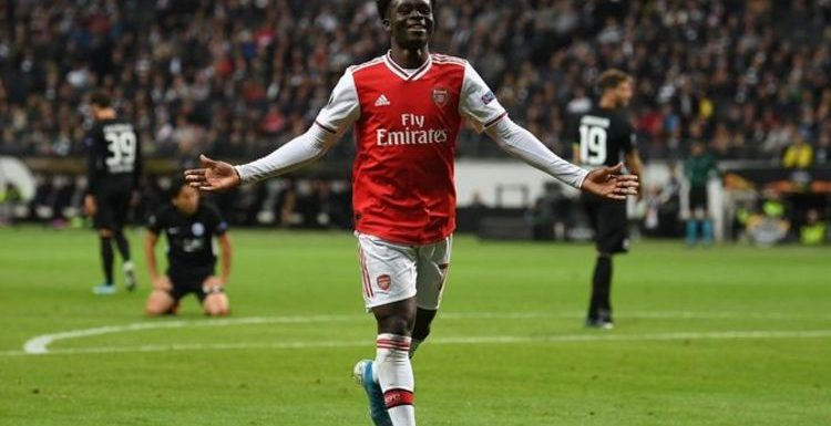Arsenal set to announce new contract for teen star Bukayo Saka to end transfer talk