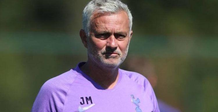 Tottenham boss Jose Mourinho tipped to sell one player to raise funds for new signings