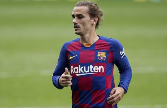 Antoine Griezmann wants Man Utd transfer after Barcelona dressing room row
