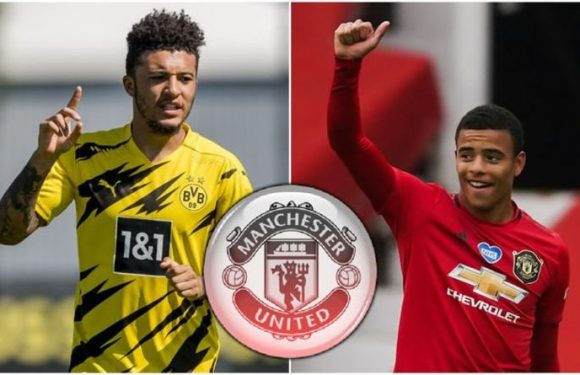 Man Utd star Mason Greenwood has sent Jadon Sancho 'statement' to Ole Gunnar Solskjaer