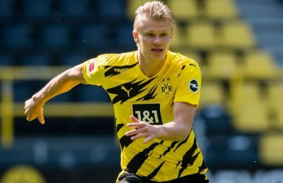 Man Utd urged to pay 'big money' for Borussia Dortmund ace Erling Haaland by club legend