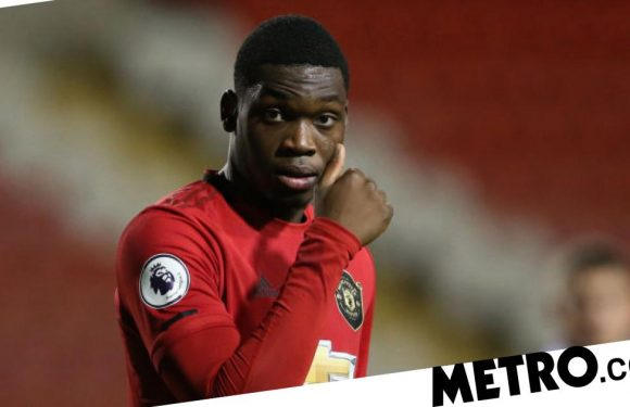 Manchester United wonderkid hints at first team debut before Southampton clash