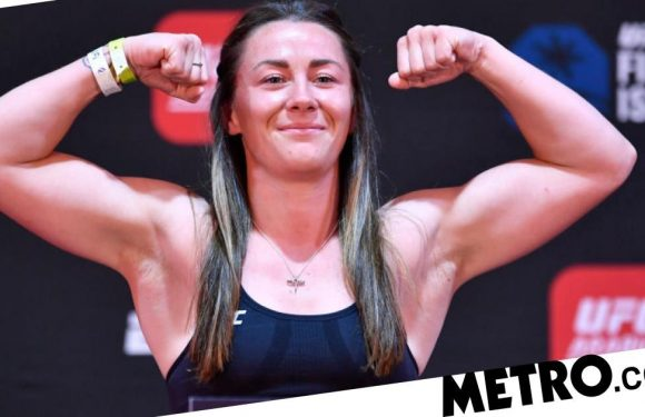 UFC's Molly McCann: I only hear my dad's voice when I fight, never the crowd