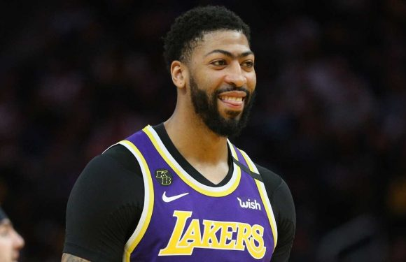 Anthony Davis says he's '100 percent healthy,' Lakers' title chances higher after hiatus
