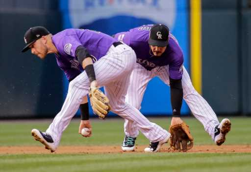 Nolan Arenado, Trevor Story: Rockies' duo baseball's best left side?