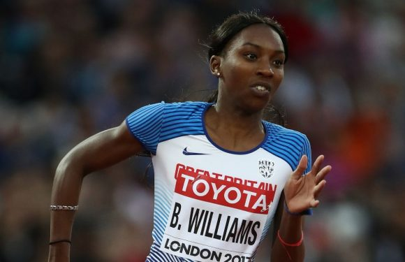 Ex-Olympic sprinter fears for BLM momentum in wake of Williams' stop-and-search