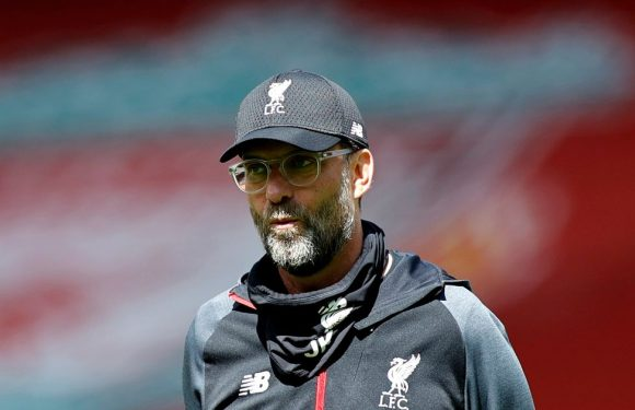 "Klopp says kids will give Reds ""beautiful"" future as perfect home record falls"