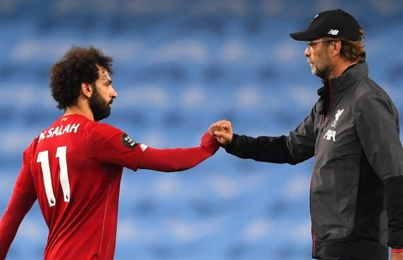 Klopp insists Salah is responsible for even more goals than stats show