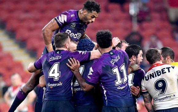 NRL 2020, round 8 | Melbourne Storm edge Sydney Roosters in all-time thriller