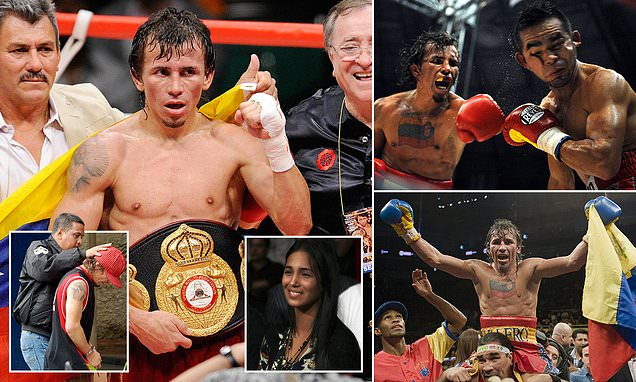 The tragic tale of one of boxing's most-feared punchers Edwin Valero