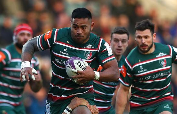 Tuilagi could be snapped up by one of Leicester's rivals on the cheap