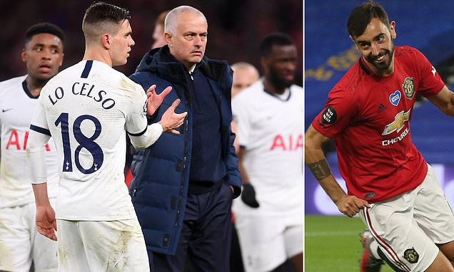 Mourinho insists he wouldn't swap Giovani Lo Celso for Bruno Fernandes