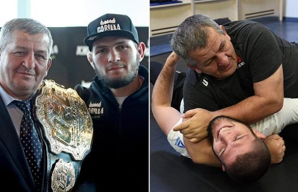 UFC star Khabib Nurmagomedov's father 'dies aged just 57'