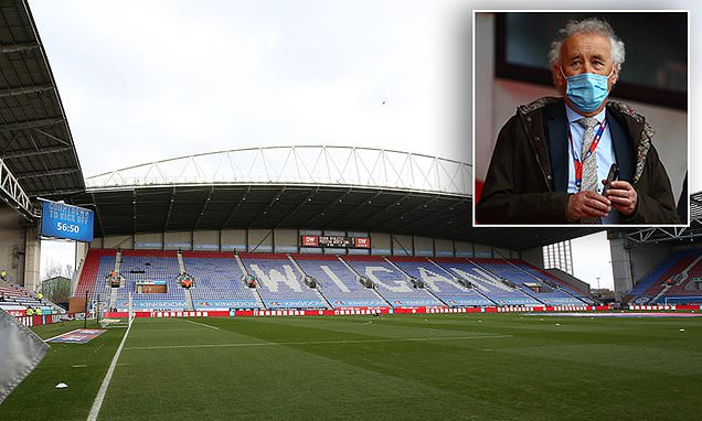 Wigan launch probe into shock claims administration is linked to bet