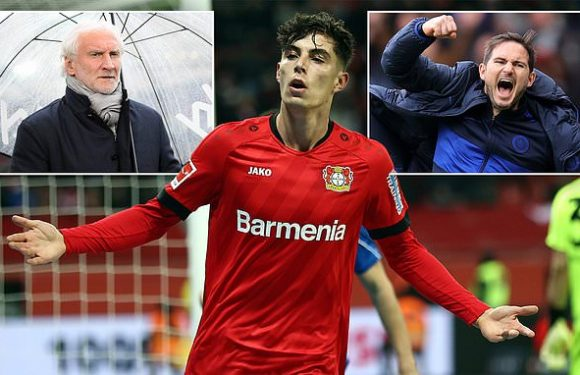 Chelsea target Kai Havertz 'has agreement' to leave Bayer Leverkusen