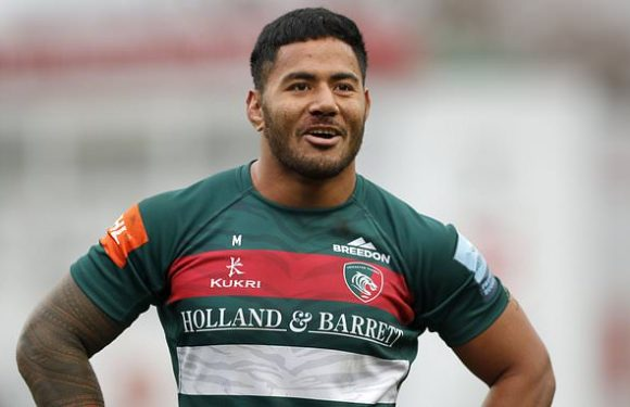 Manu Tuilagi tipped for huge pay rise if he makes Japan switch