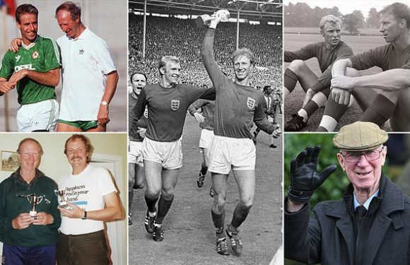 Jack Charlton – a colossus for England – will be sorely missed