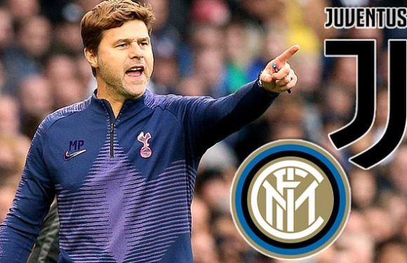 Pochettino 'on shortlist of candidates at both Juventus and Inter'