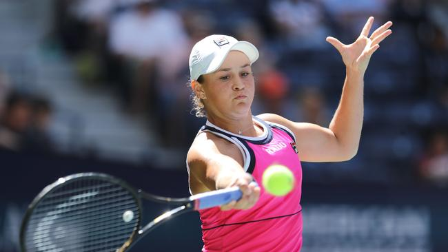Tennis: Ash Barty's US Open withdrawal makes America angry
