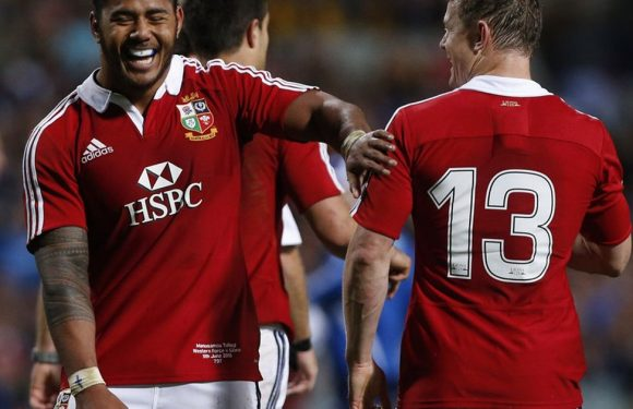 Manu Tuilagi set to roar with Lions even if ineligible for England