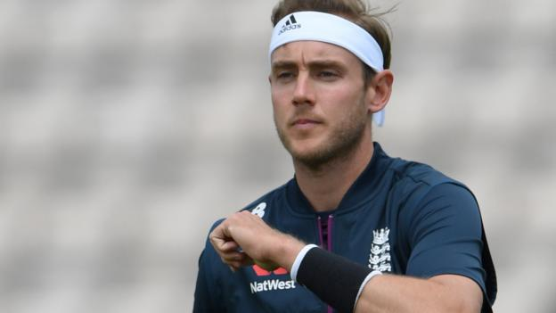 England v West Indies: Ben Stokes says Stuart Broad is 'nowhere near done'