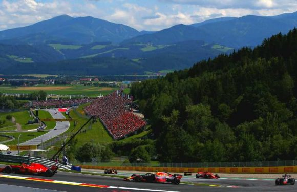 Formula 1 reports zero positive results from 4,500-plus COVID-19 tests