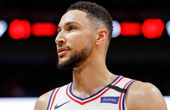 Sixers' Simmons 'effectively 100%' for restart