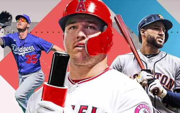 Buster Olney's top 10 center fielders: Mike Trout, of course. Then who?