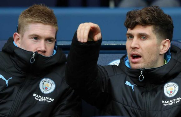 John Stones: Manchester City manager Pep Guardiola makes no promises on defender's future