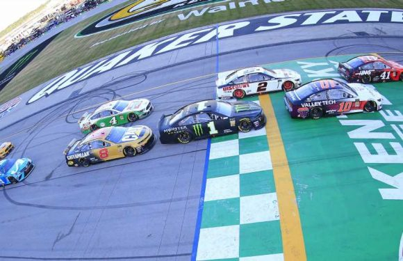 What time does the NASCAR race start today? Schedule, TV channel for Kentucky race