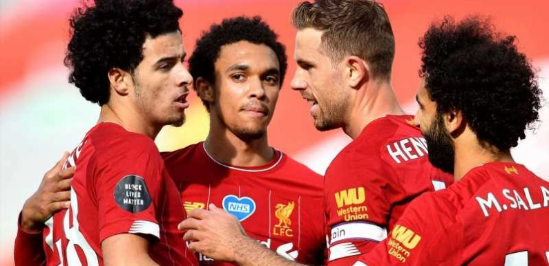 Trent Alexander-Arnold: Liverpool right-back could play in midfield, says Graeme Souness