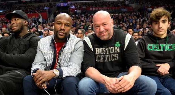 Dana White responds over potential McGregor boxing rematch with Mayweather