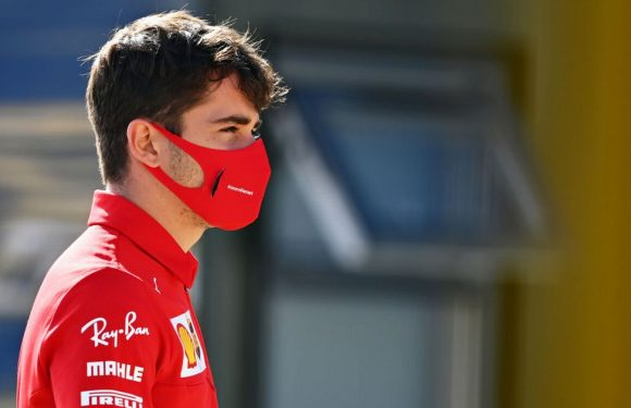 Charles Leclerc embroiled in racism storm but insists words were 'manipulated'