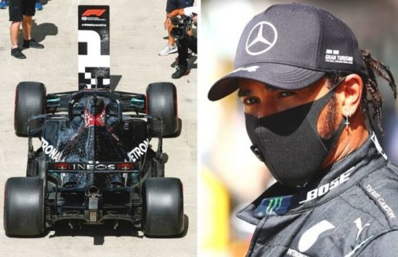 Lewis Hamilton rules out British Grand Prix change as F1 star and Valtteri Bottas dominate