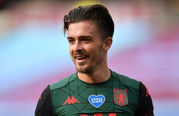Man Utd target Jack Grealish offered bumper new contract to end transfer speculation