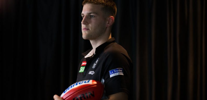 Sier selected as Collingwood makes changes