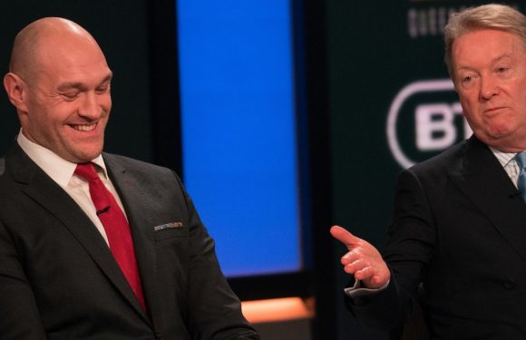 Warren claims Fury must fight again by end of year for his mental health