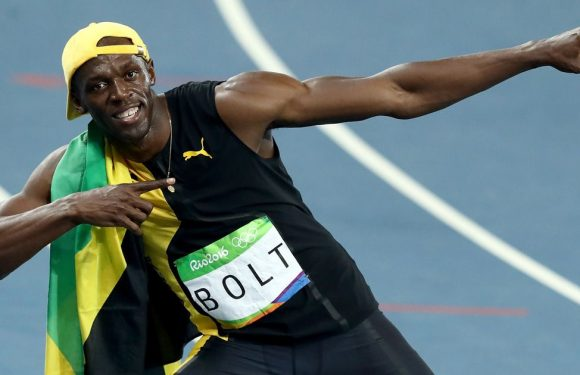 Usain Bolt 'tests positive for coronavirus' as sprint icon enters self-isolation