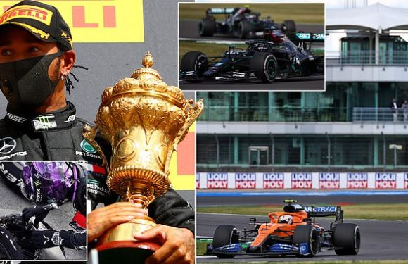 FIVE things we learned from the F1 British GP